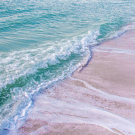 Gentle Waves by Julie Palencia