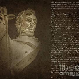 Gettysburg Address by Diane Diederich