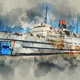 Ian Mitchell - Ghost Ship