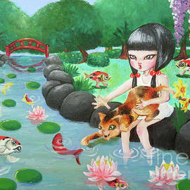 Akiko Okabe - Girl