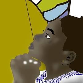 Michael Chatman - Girl in Prayer