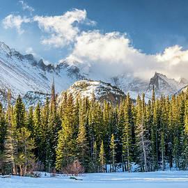 Glacier Gorge by Eric Glaser
