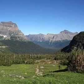 William Gilson - Glacier Park