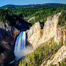 Grand Canyon Of Yellowstone by Bill Dodsworth