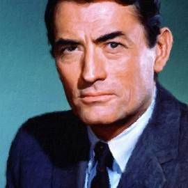 Gregory Peck Hollywood Actor - Mary Bassett
