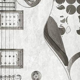 Guitar Hide 5501.01 by M K Miller