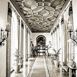 Hallway of Elegance by Scott Pellegrin