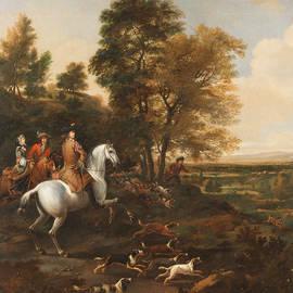 Hare Hunting  - Jan Wyck