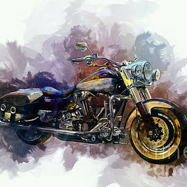 Ian Mitchell - Harley Davidson