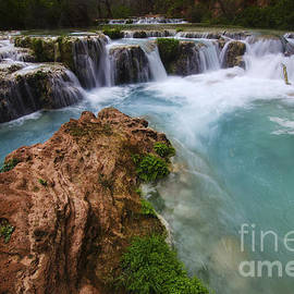 Havasu Creek Grand Canyon 10 by Bob Christopher