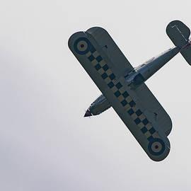 J Biggadike - Hawker Fury