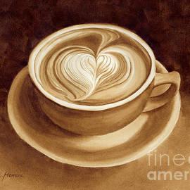 Hailey E Herrera - Heart Latte II