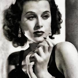 John Springfield - Hedy Lamarr, Actress by JS