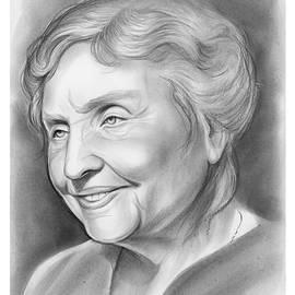 Helen Keller - Greg Joens