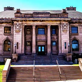Onyonet  Photo Studios - Historic Public Library