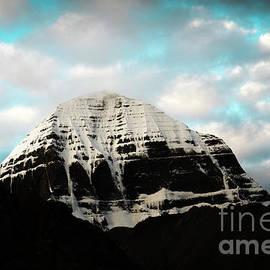 Raimond Klavins - Holy Kailas East slop Himalayas Tibet Yantra.lv