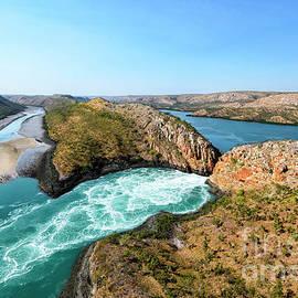 Genevieve Vallee - Horizontal Falls, Western Australia