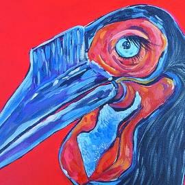 Hornbill by Arrin Freeman
