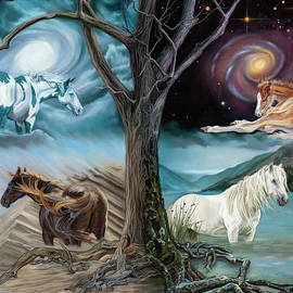 Horses of the Four Elements