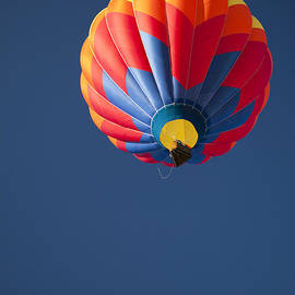 Hot Air Balloon by Bryan Mullennix
