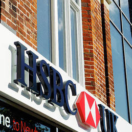 HSBC Bank Newbury - Tom Gowanlock