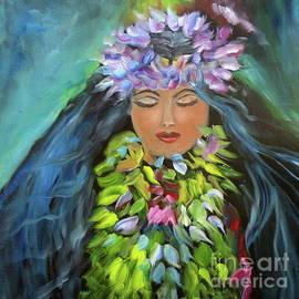 Jenny Lee - Hula Maiden