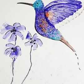 Jasna Gopic - Hummingbird