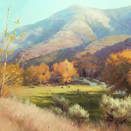 Indian Summer by Steve Henderson