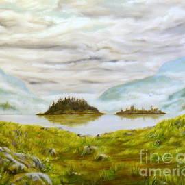 Ida Eriksen - Islands in the sea