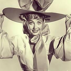 Jane Powell, Vintage Actress - John Springfield