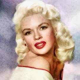 John Springfield - Jayne Mansfield Hollywood Actress and Pinup