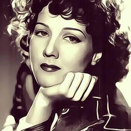 Jean Parker, Vintage Actress - John Springfield