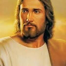 Jesus 5 by Doug Norkum