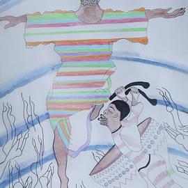 Gloria Ssali - Jesus Lord of The Dance