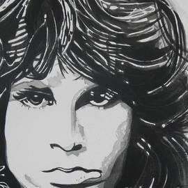 Jim Morrison  by Chrisann Ellis