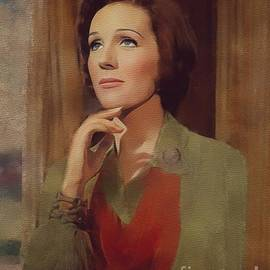 Julie Andrews, Movie Legend - Mary Bassett