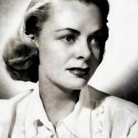 John Springfield - June Lockhart, Vintage Actress