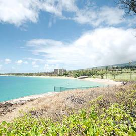 Kaanapali Maui Hawaii by Sharon Mau
