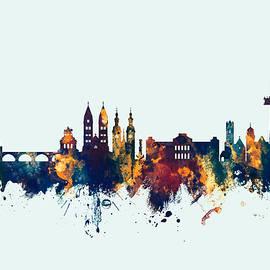 Michael Tompsett - Koblenz Germany Skyline