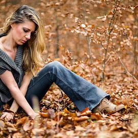 Ralf Kaiser - Lady On Leaves