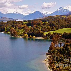 Alex Cassels - Lake Wakatipu