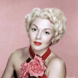 Lana Turner Vintage Hollywood Actress - Mary Bassett