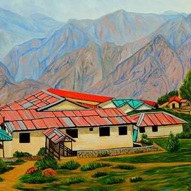 Rising High by Ajay Harit