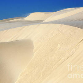 Lencois Maranhenses Brazil 2 by Bob Christopher