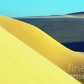 Lencois Maranhenses Brazil 3 by Bob Christopher
