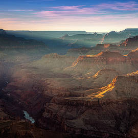 Andrew Soundarajan - Light in the Canyon