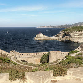 Lighthouse Bonifacio - Corsica - Joana Kruse