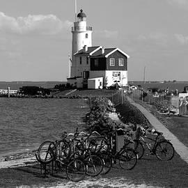 Marken Lighthouse, Holland by Aidan Moran