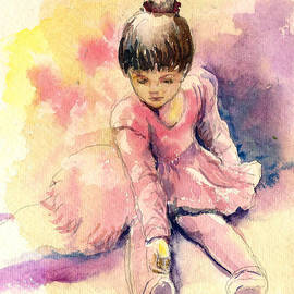 Asha Sudhaker Shenoy - Little Ballerina