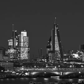 David French - London City Skyline